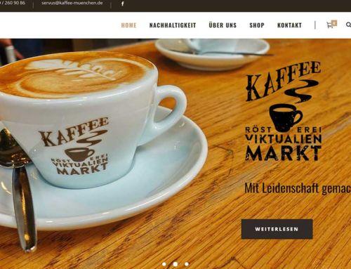 Kaffeerösterei Viktualienmarkt