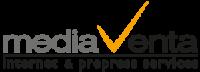 mediaventa - internet & prepress services | Logo