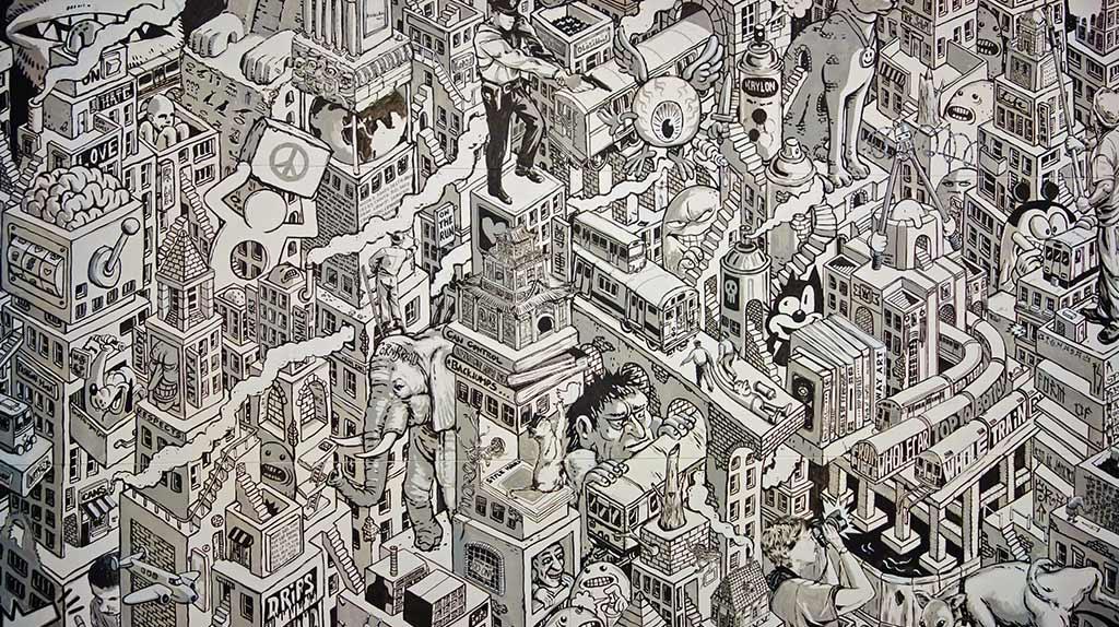 Magic City - Die Kunst der Straße