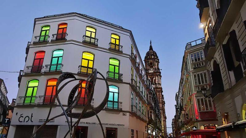 Málaga, Spanien