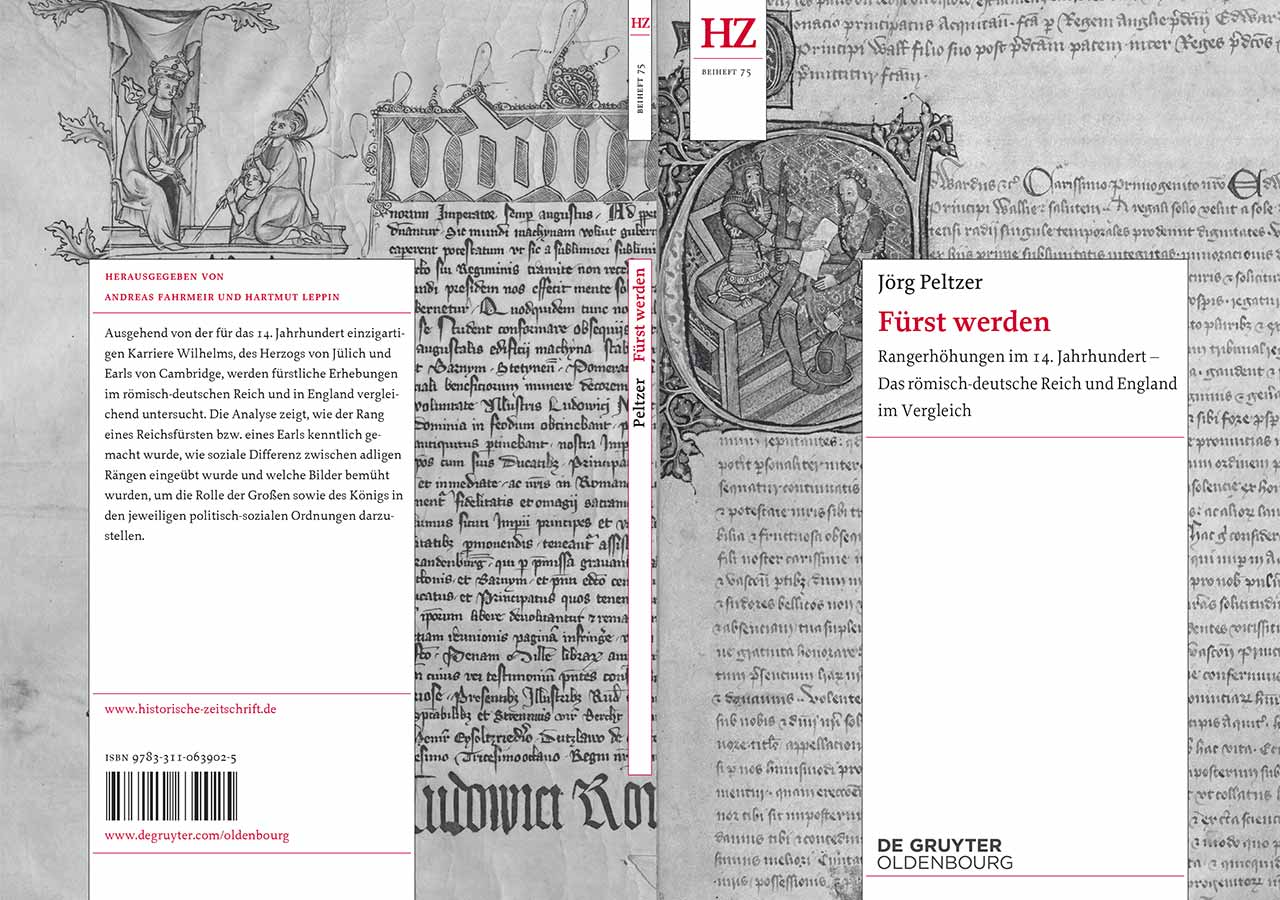 HZ Beiheft 75 (2019) – Umschlag