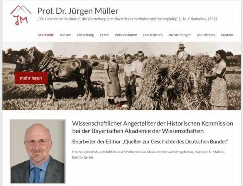 Prof. Dr. Jürgen Müller