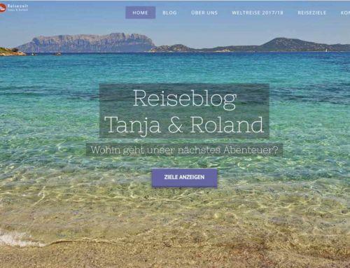 Reiseblog Tanja & Roland