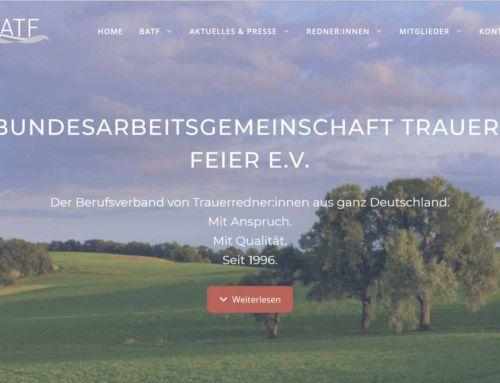 BATF – Bundesarbeitsgemeinschaft Trauerfeier e.V.